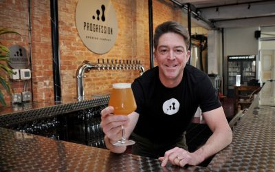 MASS LIVE: Northampton's Progression Brewing is among 26 new breweries in the Bay State in 2018