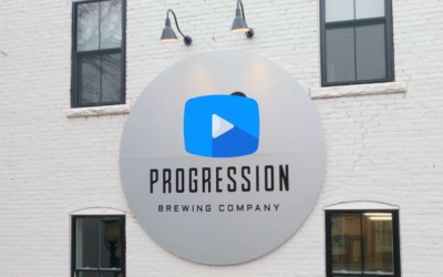 Watch the Taproom and Brewery Drone Tour!